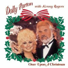 DOLLY PARTON & KENNY ROGERS - ONCE UPON A CHRISTMAS: CD ALBUM (2003)