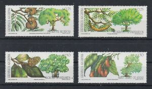 7043 Argentinien Früchte  2186-90 postfrisch  (584)