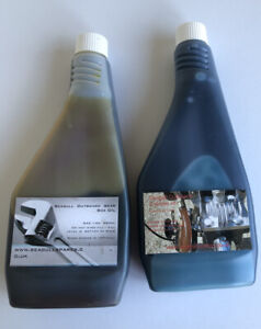 Oil Compatible  for Seagull  Outboard Engine Gearbox & 2 Stroke Oil