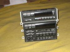INFINITI Q45 STEREO/CASSETTE AC/HEATER CONTROL PANEL PN-9556Q 1994-1995