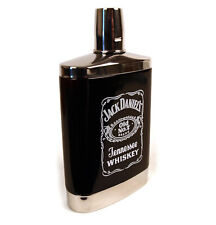 Jack Daniels 207ml Schwarzglas hip Flasche