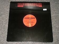 Hardsequencer~The Healer b/w It's Raw~1997 Acid House~Kay Lippert~FAST SHIPPING