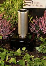 Grabvase aus Aluminium   Grabschmuck   Grablape   Grablicht   Vase -->NEU<--