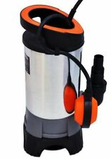 1500L Submersible Dirty Water Pump Garden Bore Sewage Septic Tank Clean TP01424