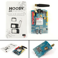 SIM900 GPRS/ GSM Development Board Quad-Band Bouclier Module Pour UNO AF