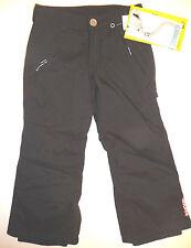 Burton Sweetart Cargo Pants Girls Snowboard Ski Waterproof Insulated Black M
