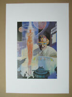 40x40cm Frau Rosa Lippen Erotik Poster Inspiration #48515