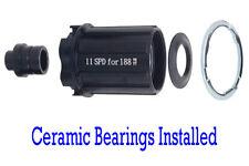Custom Zipp 11 Speed Conversion Freehub Kit for 188 V6 V7 Hub Ceramic Bearings
