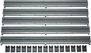 Scalextric C8212 Barriers & Clips