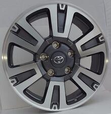 20 INCH 2018 TOYOTA TUNDRA SEQUOIA OEM Factory Alloy Wheel Rim 42611-0C180 75159