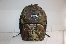 German Digital Camo Backpack ESKY Brand 4 Pocket Military School Bag Style