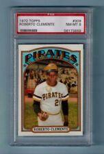 Topps Roberto Clemente Baseball Cards