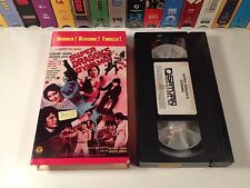 Super Dragon's Dynamo Rare Martial Arts Action VHS 1978 Champ Wang Joseph Chung
