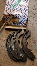 Nissan Datsun Stanza,rear brake shoes.New genuine parts.DD060-D0125.