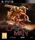 PS3 JUEGO Of Orcs Y & Men para Sony Playstation 3 Producto NUEVO