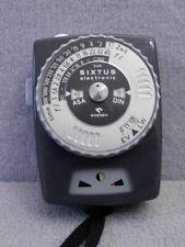 Gossen CdS Sixtus electronic Belichtungsmesser - guter Zustand