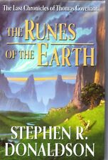The Runes Of The Earth By Stephen R Donaldson Last Chronicles Of Thomas Covenant