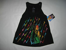 New Hannah Montana Summer Sleeveless Top Shirt Girls Size L 10/12 Clothing