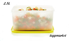 TUPPERWARE CONTAINERS FREEZER 2.5L SPECIAL OFFER