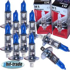 10 Stück LIMA H1 Xenon Look 12V 55W Halogen Lampe SUPER WEISS Werkstatt Angebot