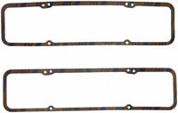 FEL-PRO 1603 Cork / Rubber Valve Cover Gasket Fits Small Block Chevy