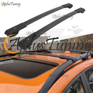 ECCPP Roof Rack Cross Bar Roof Rack Cross Bars Luggage Cargo Carrier Rails Fit for 2016-2017 Subaru Crosstrek 2012-2016 Subaru Impreza 2013-2015 Subaru XV Crosstrek,Aluminum