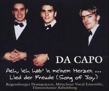 Da Capo Ach, ich hab' in meinem Herzen.. (2000) [Maxi-CD]