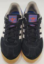 Adidas Samoa Mens Shoes Navy/White Gum Sole Size 6