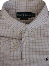 Ralph Lauren Classic Fit Single Cuff Formal Shirts for Men