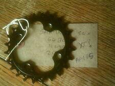 24 dente 64BCD SHIMANO XT 10 velocità PARACATENA