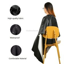 Hair Cutting Cape Barber Professional Hairdressing Cloth Salon Nylon Gown Apron