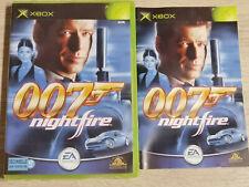 JAMES BOND 007 NIGHTFIRE XBOX (XBOX 360 ONE S X SERIES X)