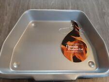 "Coal Fire Wood Burner Ash Pan for 16"" Opening New"