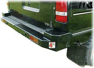 Land rover Discovery 1 Heavy Duty rear Bumper with light apertures