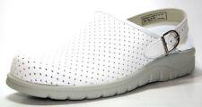 Sandali e scarpe bianche con fibbia per il mare da donna
