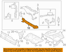 Scion TOYOTA OEM FR-S Radiator Core Support-Lower Tie Bar Bracket SU00301372