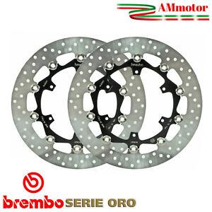 Dischi Brembo Ktm Adventure 1190 R 2013 Flottanti Coppia Per Moto Anteriori