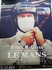 Steve McQueen Le Mans Poster Large A1 size  (copy)
