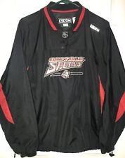 CCM Buffalo Sabres NHL Hockey Polyester Sweatshirt Youth XL