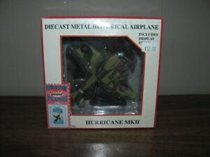 Model Power 1/100 Scale Postage Stamp Hurricane Mk II