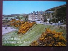 POSTCARD ROSS & CROMARTY WESTER ROSS - THE GAIRLOCH HOTEL - SUNNY DAY