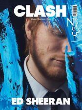 CLASH Magazine #103 Ed Sheeran Rae Sremmurd Blondie Karen Elson Ryan Adam NEW