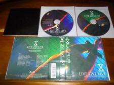 X JAPAN / Live Live Live Tokyo Dome 1993-1996 JAPAN 2CDBOX T-A