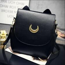 Sailor Moon Cat Luna Style Handbag Shoulder Bag Crossbody Messenger Bag Cosplay