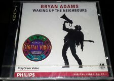 NEUF SCELLE BRYAN ADAMS TRES RARE CDI INTERACTIF VIDEO CD