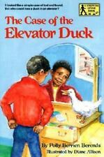 The Case Of The Elevator Duck Turtleback School & Library Binding Edition Ste