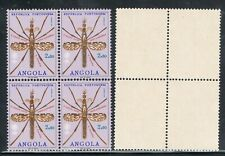 PORTUGUESE AFRICA -  ANGOLA 1962 ERADICATION OF MALARIA