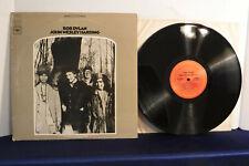 Bob Dylan, John Wesley Harding, Columbia Records CS 9604, 1970, Folk Rock