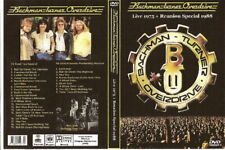 bachman turner & overdrive live 1975 & reunion special dvd the who