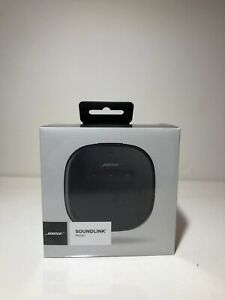 Bose SoundLink Micro (783342-0100) Portable Speaker System